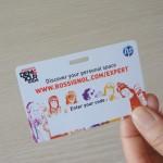 UHF cards
