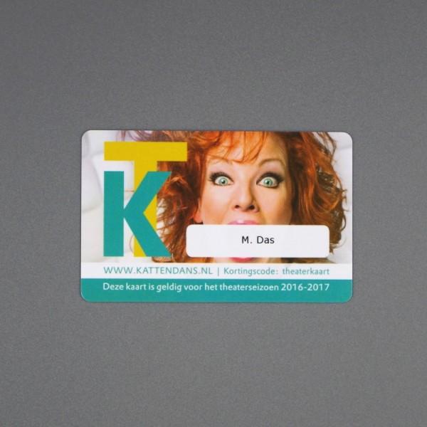 13.56MHz rfid card