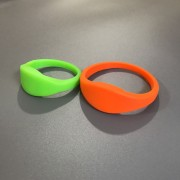 Good quality RFID silicone wristbands