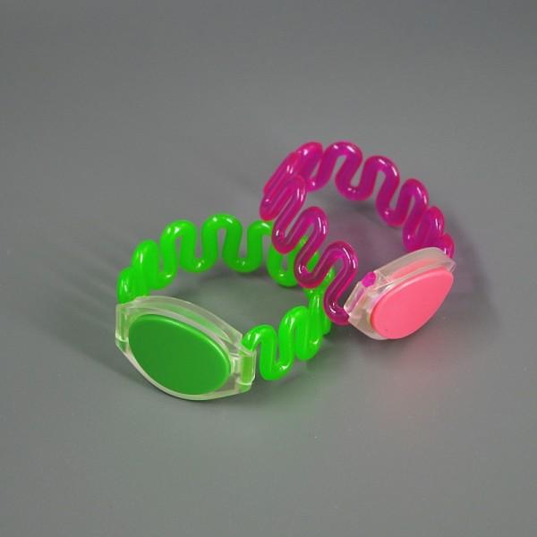plastic rfid wristbands