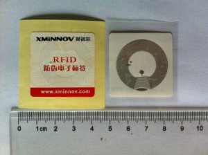 RFID tamper proof labels