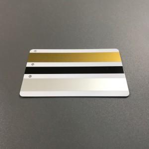 magstripe plastic cards