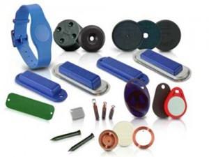 RFID tags types