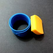 UHF slap wristbands