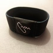 Elastic RFID wrist strap